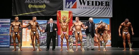 Héctor Alonso Mr Universo NAC 2011