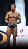 Michel P&eacute;rez en el Arnold Classic Amateurs 2013