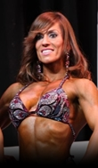 Marta del Amo en el Arnold Classic Amateurs 2013