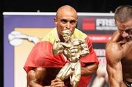 Héctor Alonso - Campeón Mundial 2008 y Mr Universo 2011