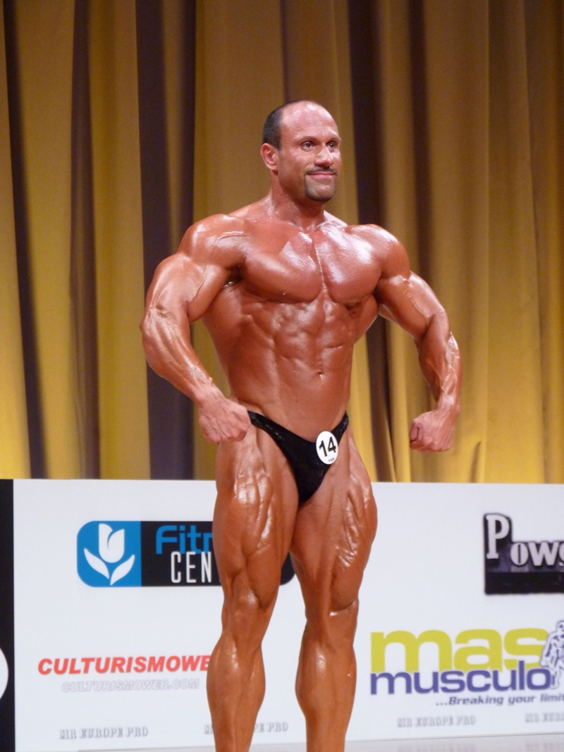 Lo mejor del Mr Europe PRO — MASmusculo STRONGsite