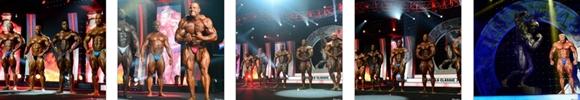 Finales Arnold Classic Ohio 2014