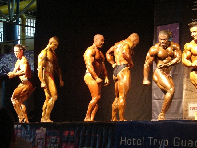 La Copa de España FEFF - IFBB 2011 estuvo sensacional