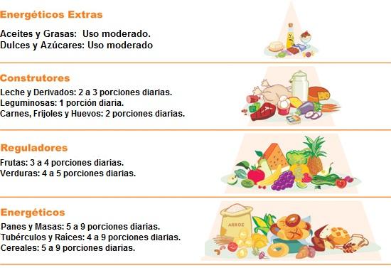 alimentos energeticos reguladores y constructores pdf