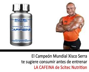 Cafeína MASmusculo.com
