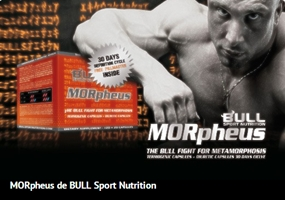 Morpheus MASmusculo Bull Sports Nutrition