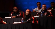 Conferencia de Prensa - Mr Olympia 2013
