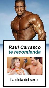 Consejos MASmusculo Raul Carrasco