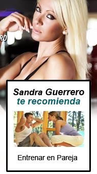 Consejos MASmusculo Sandra Guerrero