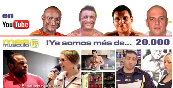 You Tube MASmusculo